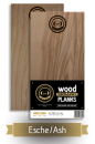 Wood Grilling Planks Esche 2er Pack